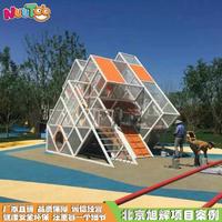蜂巢组合非标游乐设备 非标定制组合滑梯 迷宫游乐设施
