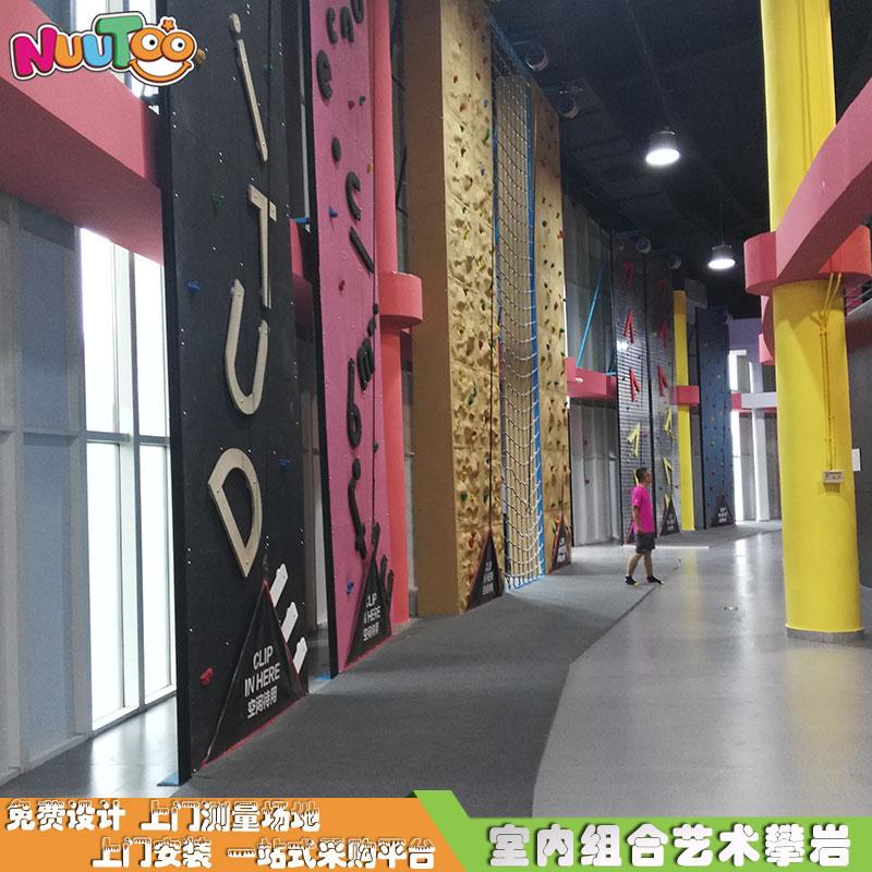 室内游乐+攀岩+魔鬼滑梯+儿童乐园 (12)