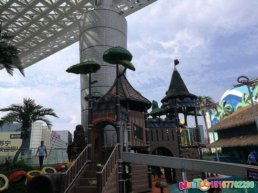 乐图非标游乐+海盗船+室内儿童乐园+水上游乐设施-(9)