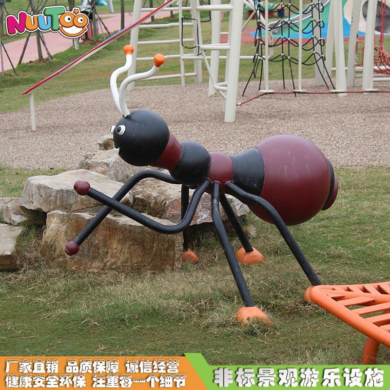 蜂巢室外木制滑梯廠家_樂圖非標游樂