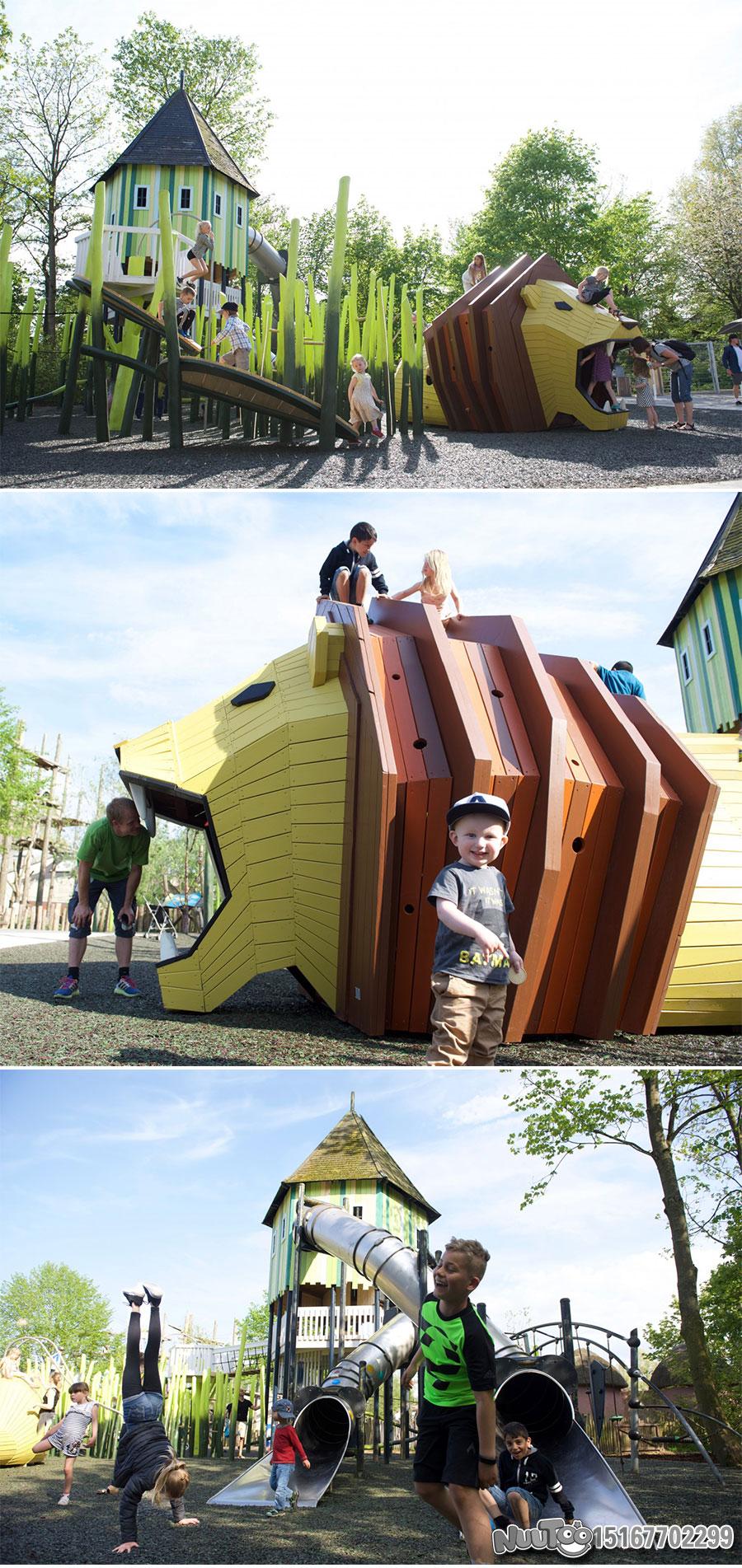 非标游乐+个性化游乐场+游乐设备+游乐设施+户外儿童游乐设施_04