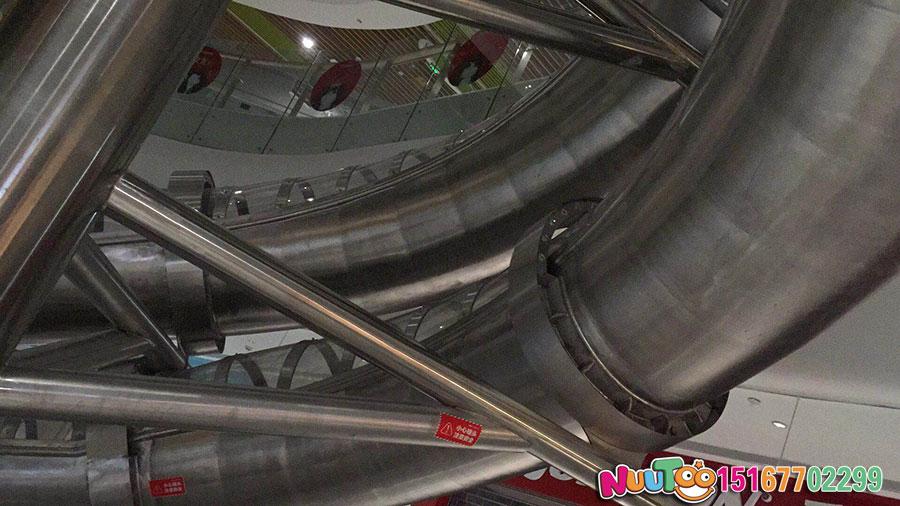 乐图非标游乐+不锈钢滑梯+福建巨龙滑梯-(61)