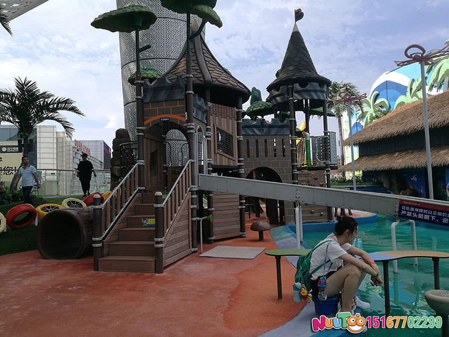 乐图非标游乐+海盗船+室内儿童乐园+水上游乐设施-(10)