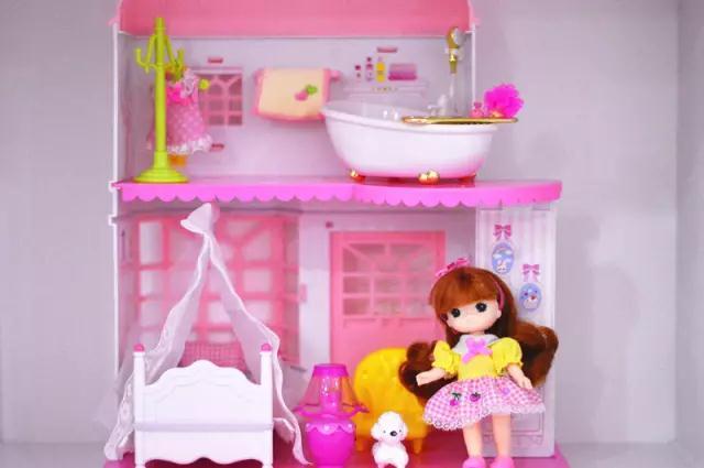 娃娃家+非标游乐+不锈钢滑滑梯