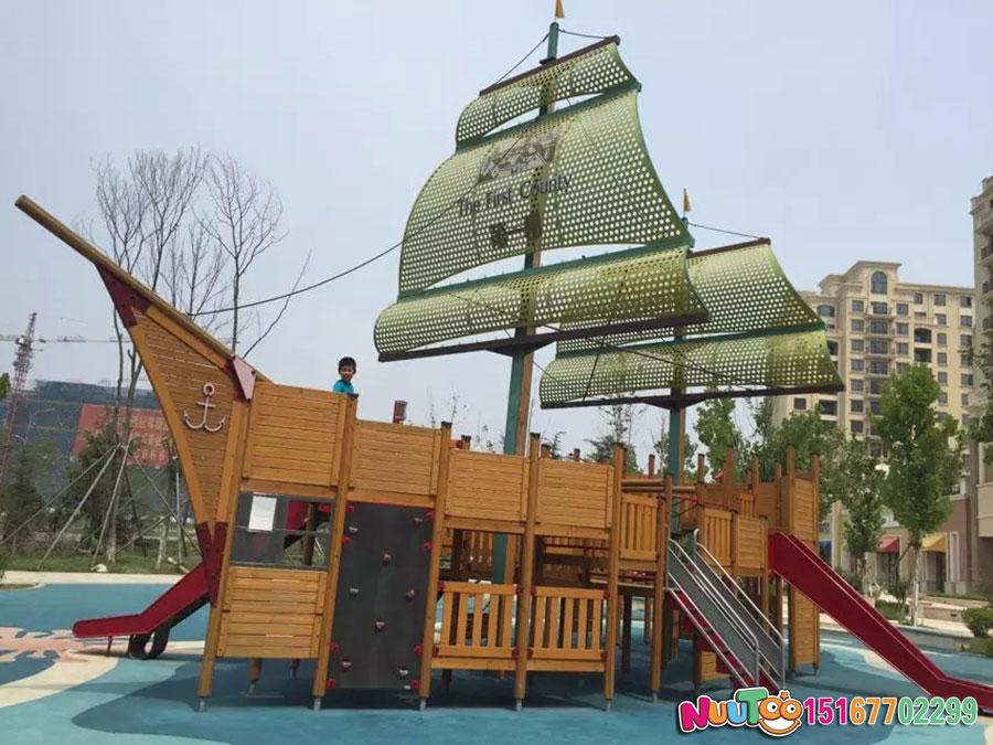 乐图非标游乐+海盗船+儿童乐园设备-(1)