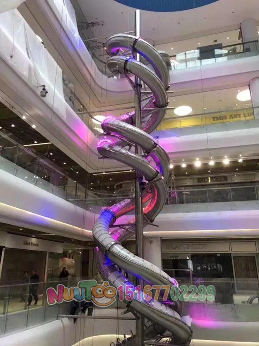 不锈钢滑梯+大型滑梯+滑梯厂家