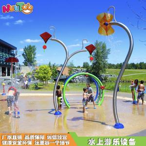水上乐园设备 儿童戏水游乐 水上游乐新颖项目