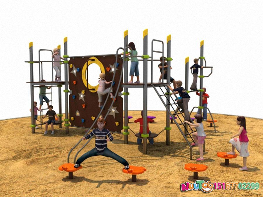 現在幼兒園的戶外拓展,比想象中更多