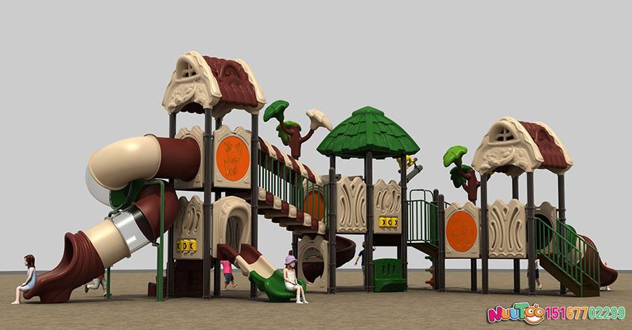 滑滑梯+组合滑梯+小博士+游乐设施+树屋 (8)