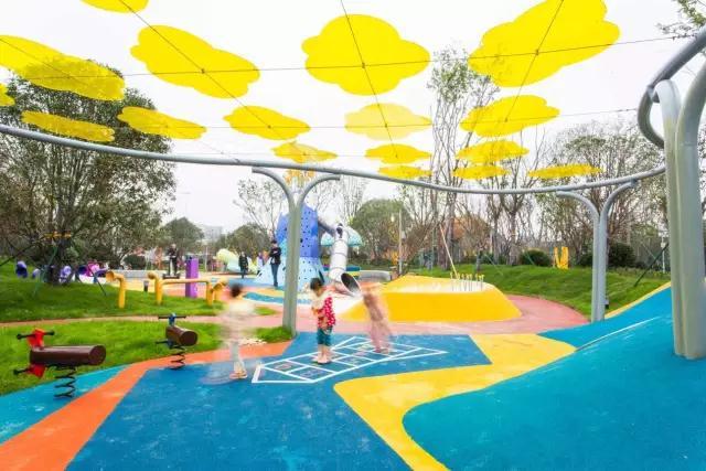 儿童乐园+非标游乐+户外大型乐园