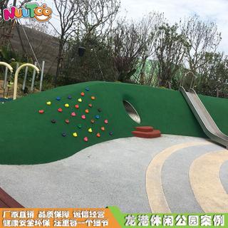龍港休閑公園游樂場景觀_樂圖非標游樂