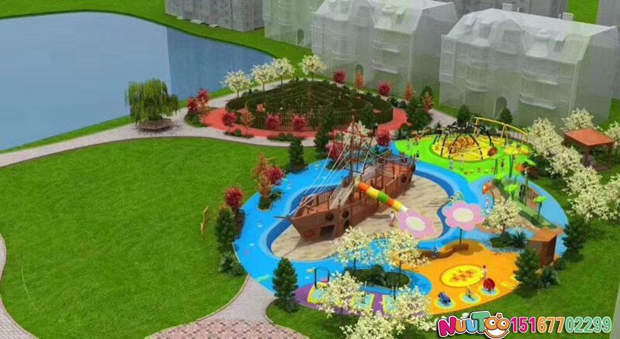 非标游乐+组合滑梯+儿童乐园 (22)