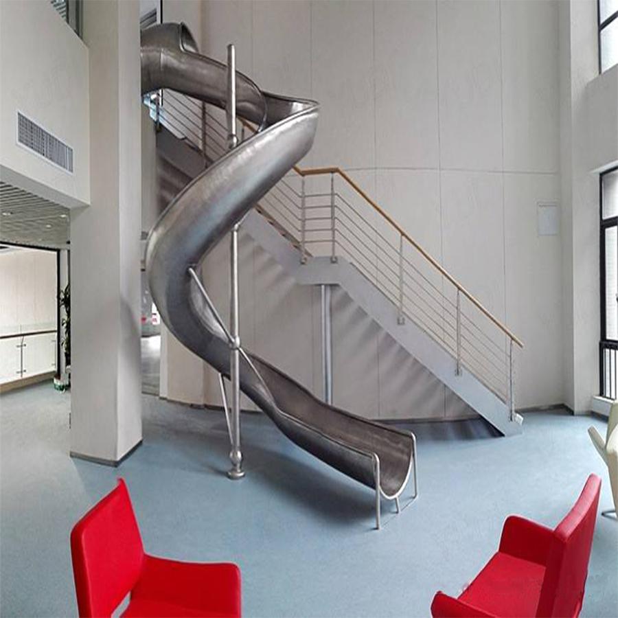 不锈钢滑梯+滑梯厂家+儿童滑梯