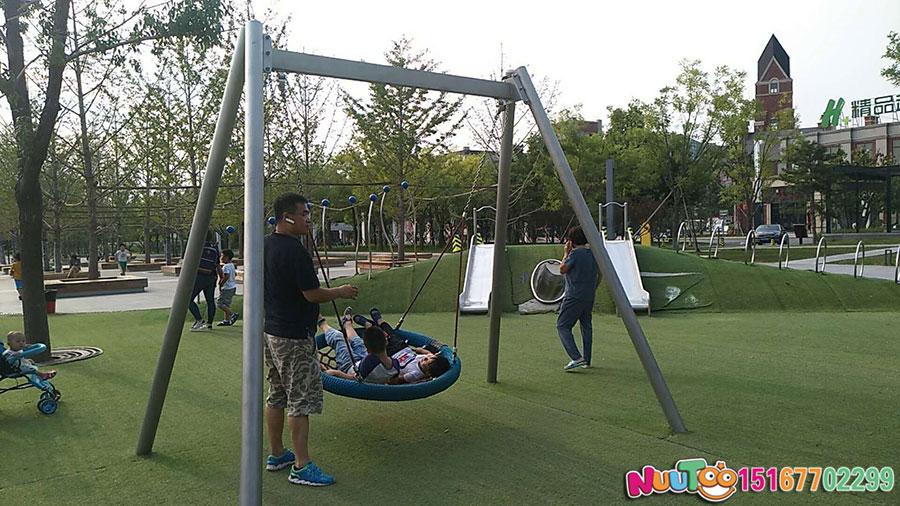 核桃乐园+非标游乐+组合滑梯+游乐设备-(23)