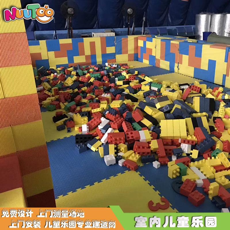 室内儿童乐园+儿童游乐厂家+淘气堡-(61)