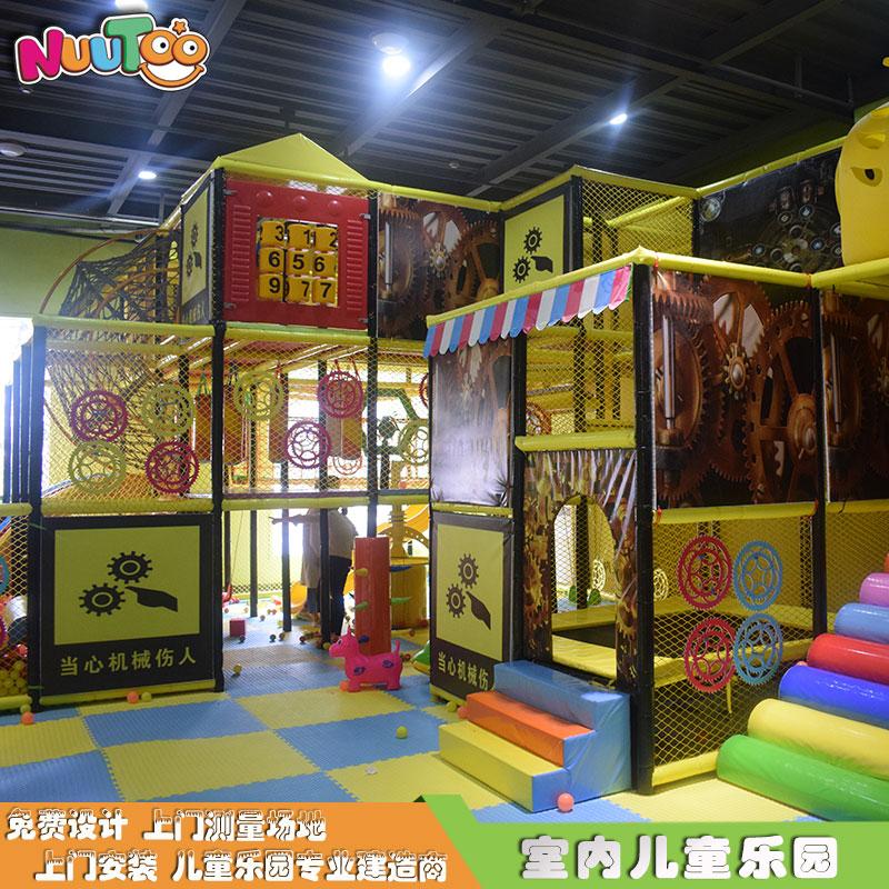 室内儿童乐园+儿童游乐厂家+淘气堡-(56)