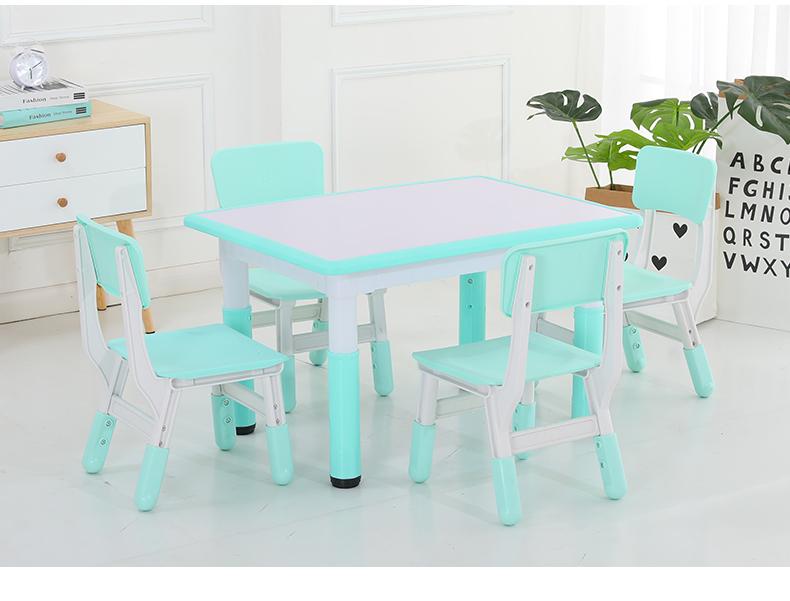 兒童桌椅學習桌椅套裝簡約家用小孩學生寫字臺作業課桌組合可升降