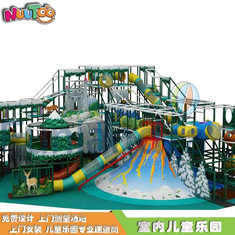 室内儿童乐园+儿童游乐厂家+淘气堡-(63)