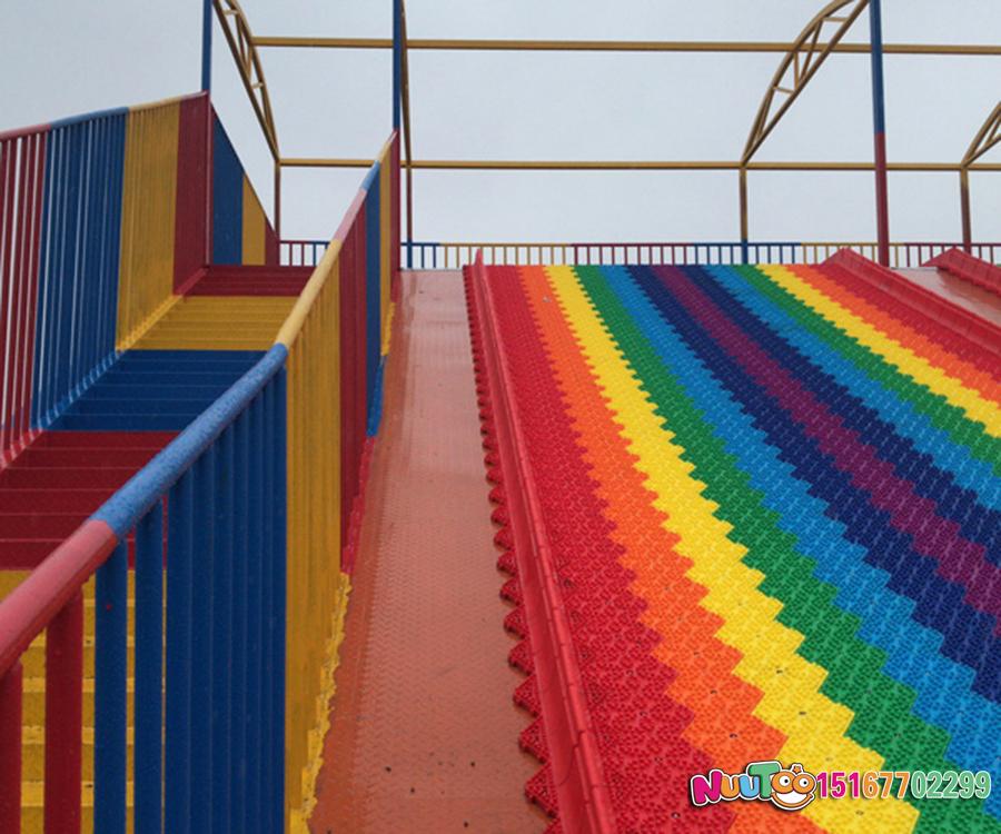 七彩滑道+七彩滑梯+旱雪滑梯+飞跃滑梯-(21)